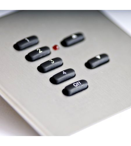 Rako RCP07 7 Button wireless Keypad