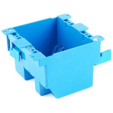 American J Style Double back box - Plastic