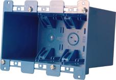 American J Style Treble back box - Plastic