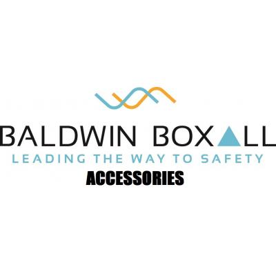 Baldwin-Boxall Flush mounting bezel for BVOCECP