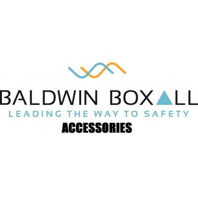 Baldwin-Boxall Flush mounting bezel for BVOCECPS