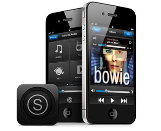 Simple Audio iPhone/iPad App