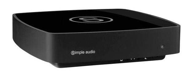 Simple Audio Roomplayer I (1) multiroom player