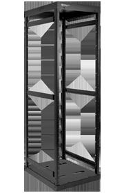 SnapRax 8RU x 20D Rack