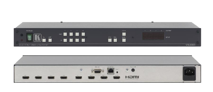 Kramer VS-44H 4x4 HDMI Matrix