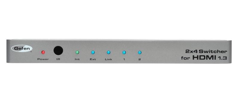 Gefen 2x4 HDMI Switcher
