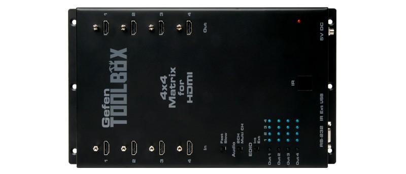 Gefen 4x4 HDMI Toolbox Matrix