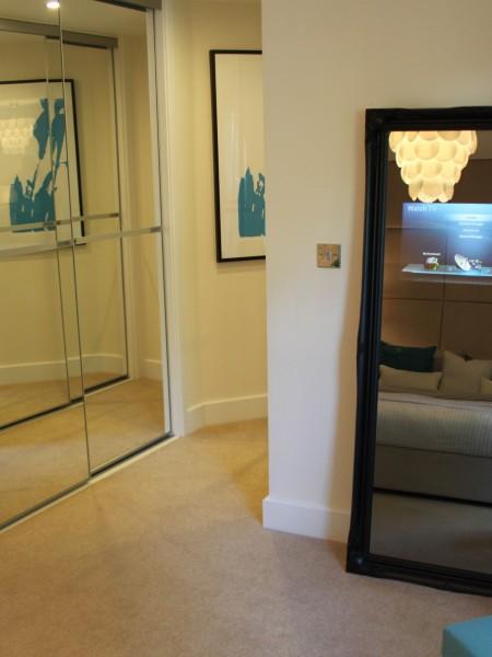 """PictureFrame 22"""" Full Length Mirror TV"""